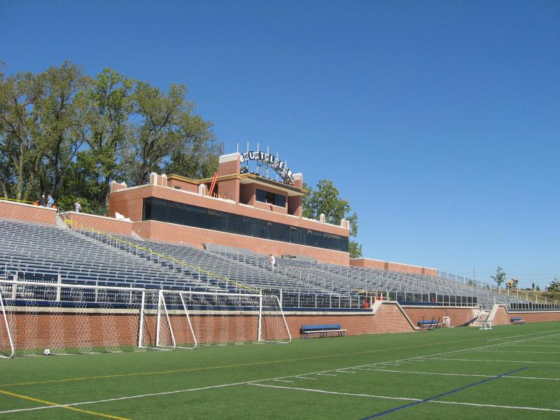 Butler Press Box