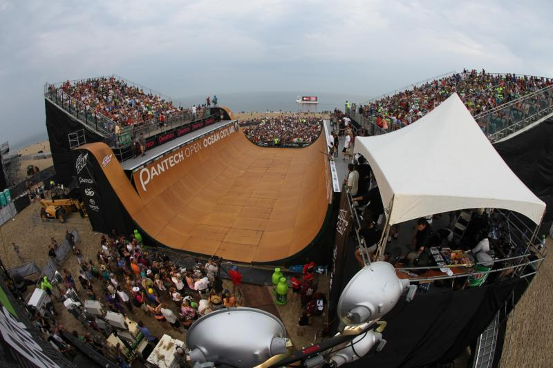 Dew Tour  -  Ocean City, Maryland July 2011